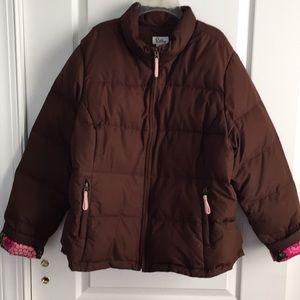 Lilly Pulitzer winter jacket